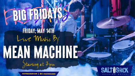 Friday May 14th with Mean Machine
