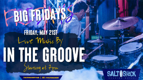 Friday May 21st with In the Groove