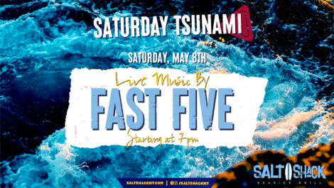 Saturday May 8th with Fast Five