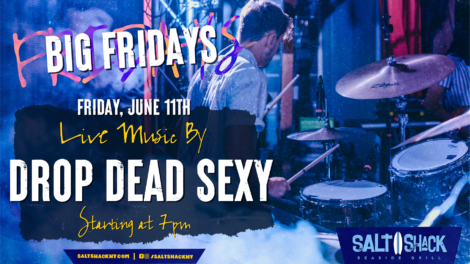 Friday June 11th with Drop Dead Sexy