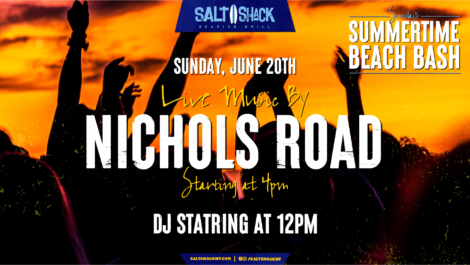 Sunday June 20th with Nichols Road