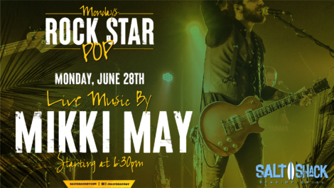 Monday June 28th with Mikki May
