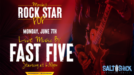 Monday June 7th with Fast Five