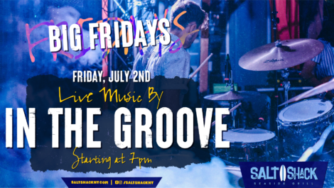 Friday July 2nd with In The Groove 7:00 PM