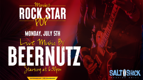 Monday July 5th with Beernutz 6:30 PM